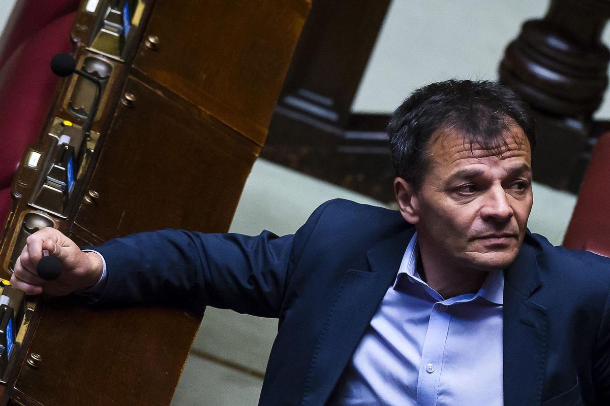 Stefano Fassina: «Se non cambia l'Ue non ci salveremo»
