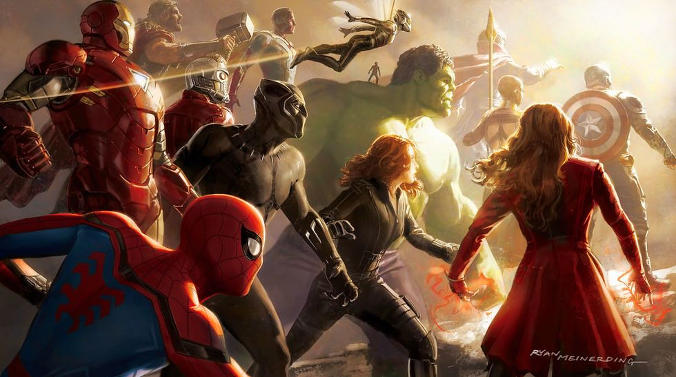 Which Marvel Character You Are Based On Your Zodiac Sign
