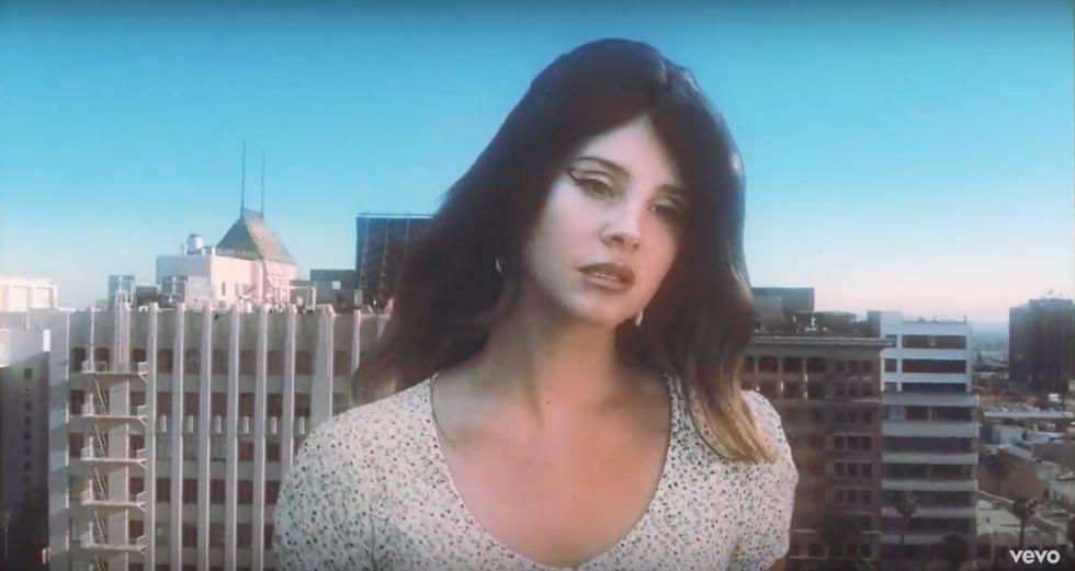 Lana Del Rey's NFR Album from Worst to Best