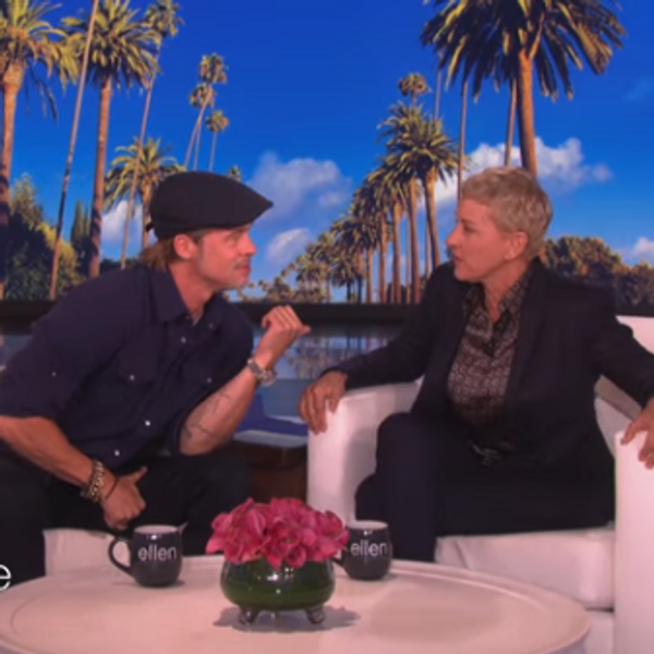 Which Brad Pitt Ex Did Ellen DeGeneres Date?