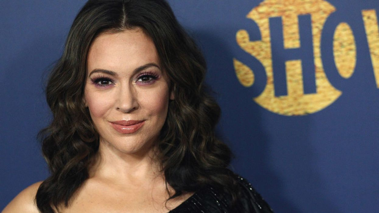 Alyssa Milano praises Ted Cruz after meeting on guns — and says her liberal friends are 'wrong' about him