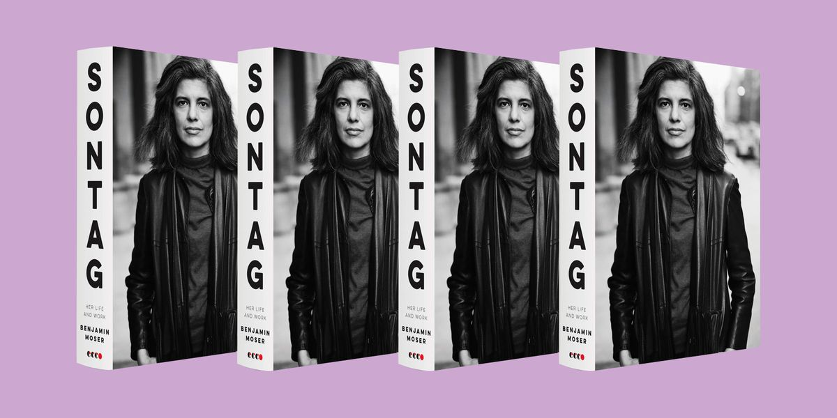 More Is More: Inside The Life And Work Of Susan Sontag