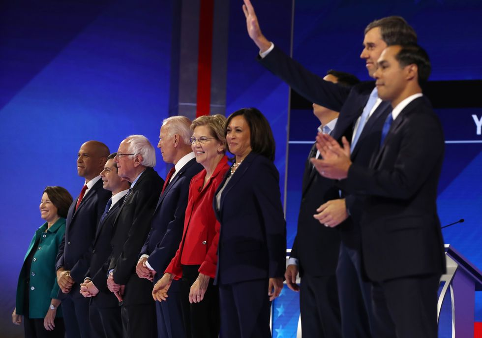 I'll 'Vote Blue No Matter Who' In 2020, It's The Only Way To Beat Trump