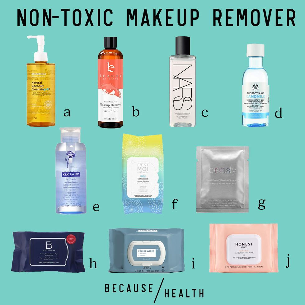 10 Non Toxic Makeup Removers Because