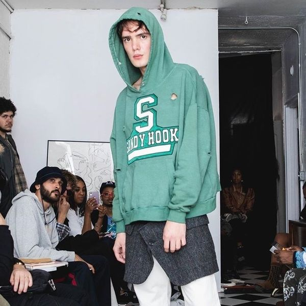 Fashion Brand Faces Backlash for School Shooting Hoodies