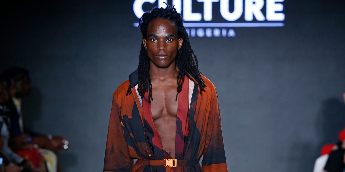 Orange Culture's First NYFW Show Turned Inner Demons To Angels