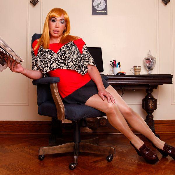 Gogo Graham's Lookbook Honors Trans Activists
