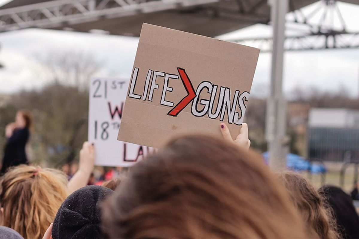 145 top CEOs sign letter to congress demanding action on gun control