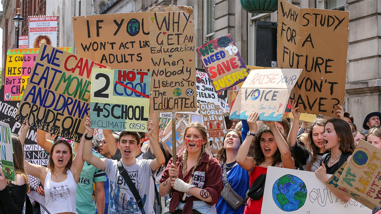 NYC Public Schools to Excuse Climate Strikers