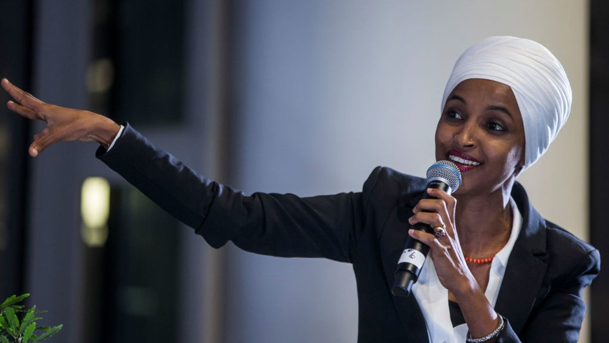 Ilhan Omar deletes old tweet wishing Happy Father's Day to 'Nur Said,' raising additional questions about her past