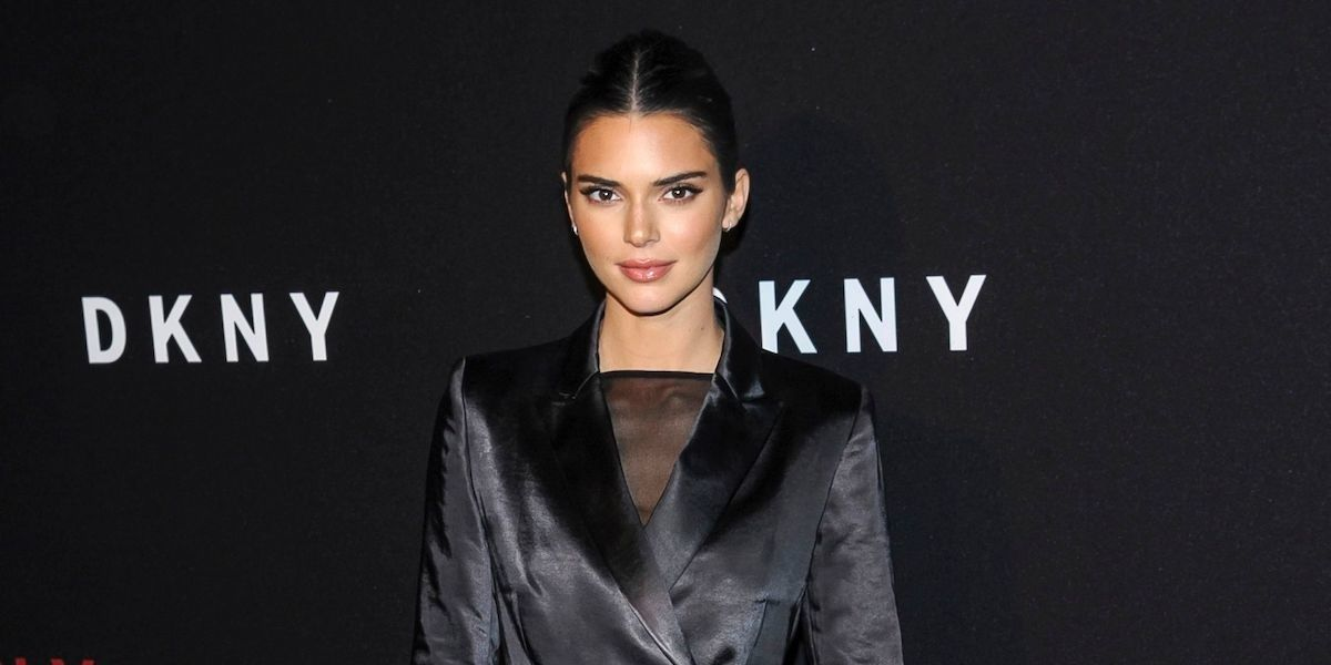 Kendall Jenner Is Almost Unrecognizable With Her New Blonde Hair