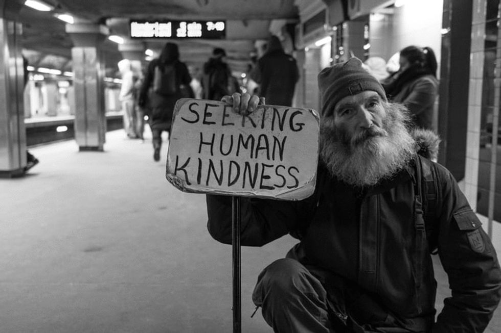 Are you really being kind or just compensating?