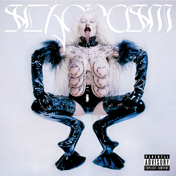 Brooke Candy Has 6 Tiddies on 'SEXORCISM' Album Art