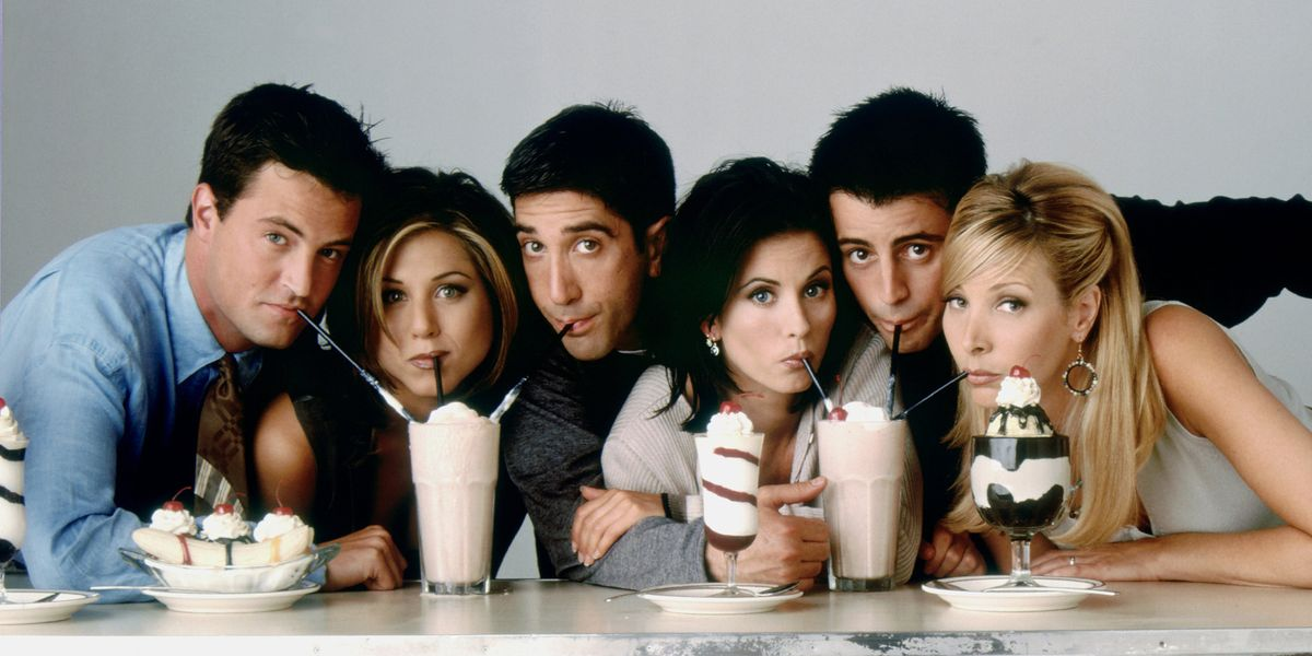 The 'Friends' Costume Designer Reveals The Fashion Secrets Behind The Eternally Popular Show