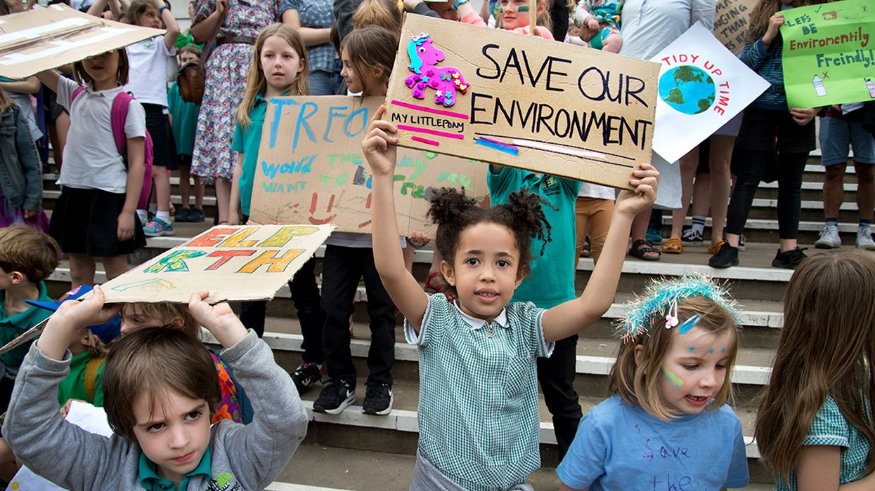 I'm a Psychotherapist – Here's What I've Learned From Listening to Children Talk About Climate Change