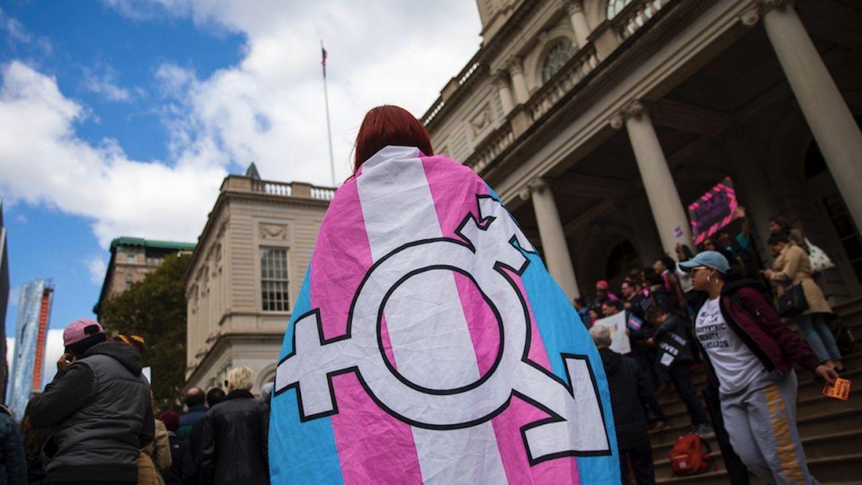 Transgender woman named pastor of 'social action-oriented' Baptist church