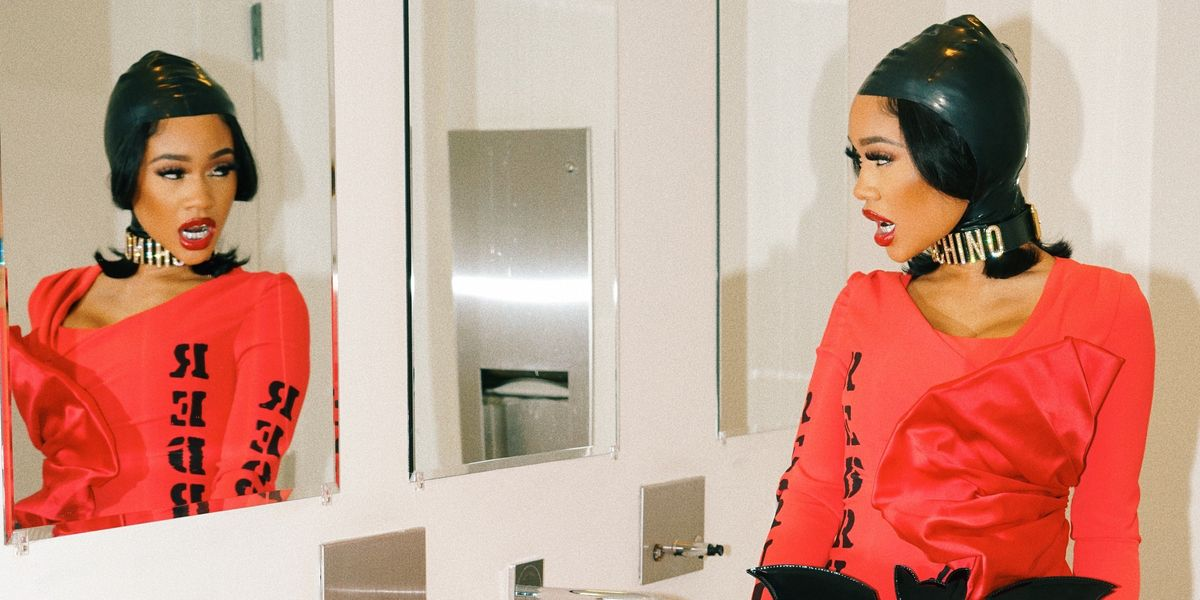 Saweetie Was the Breakout Star of NYFW