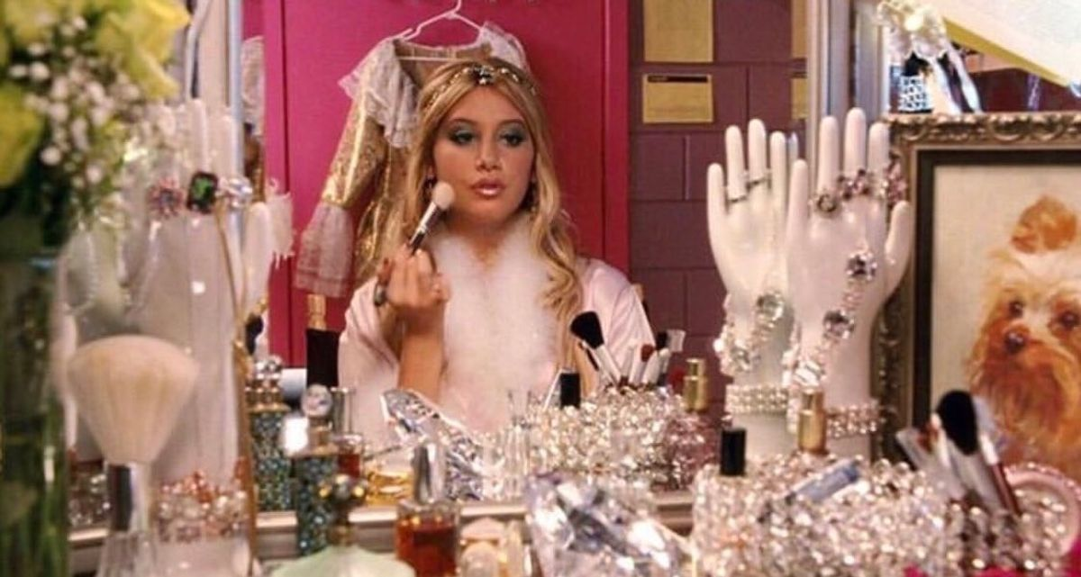 A Look Back At Sharpay Evans' Best 'High School Musical' Beauty Looks