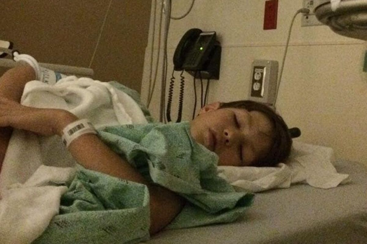 A mother's viral plea for kids with life-or-death food allergies is one we all need to hear