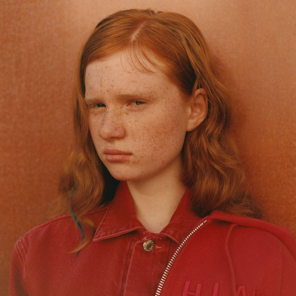 Helmut Lang Celebrates Redheads With 'Superpowers'
