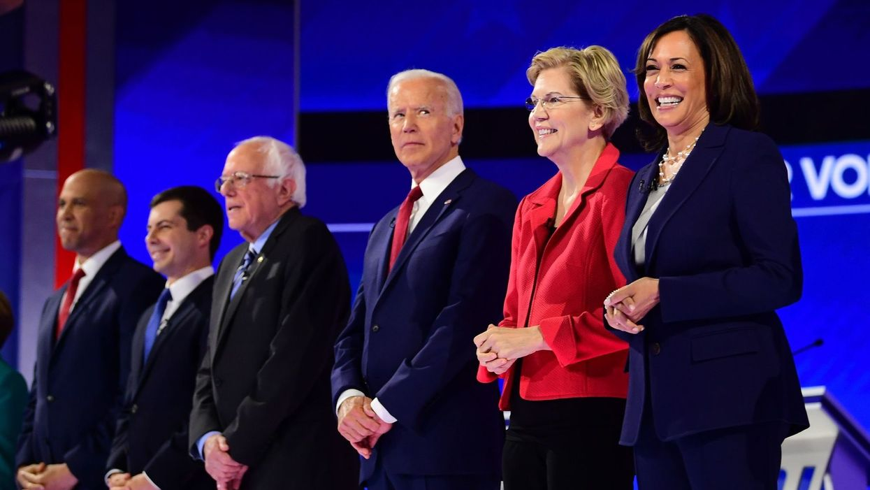 New post-debate poll shows two winners, and one very big loser in Democratic race