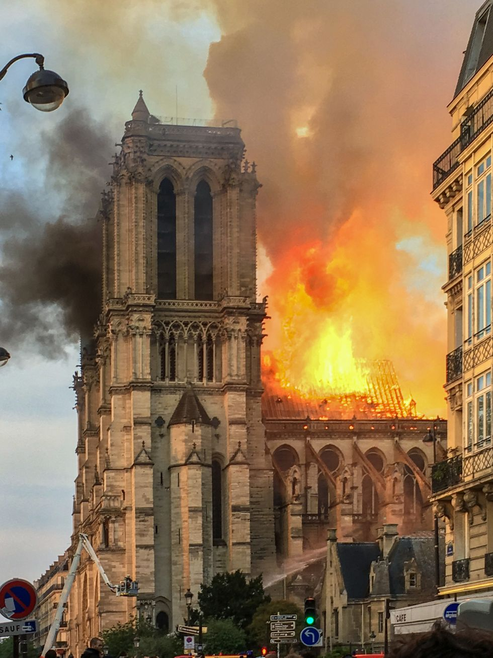 As Paris Rebuilds Notre Dame, The Fire's Slow-Burning Health Risks Still Need Attention