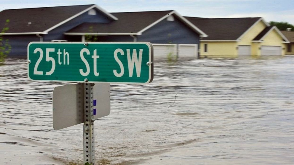 Climate Change Is Already Amplifying the Affordable Housing Crisis