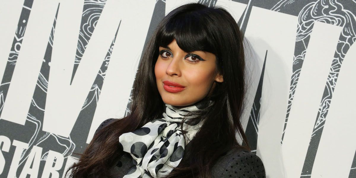 "Jameela Jamil Now Considers Herself To Be A ""Feminist In Progress"""