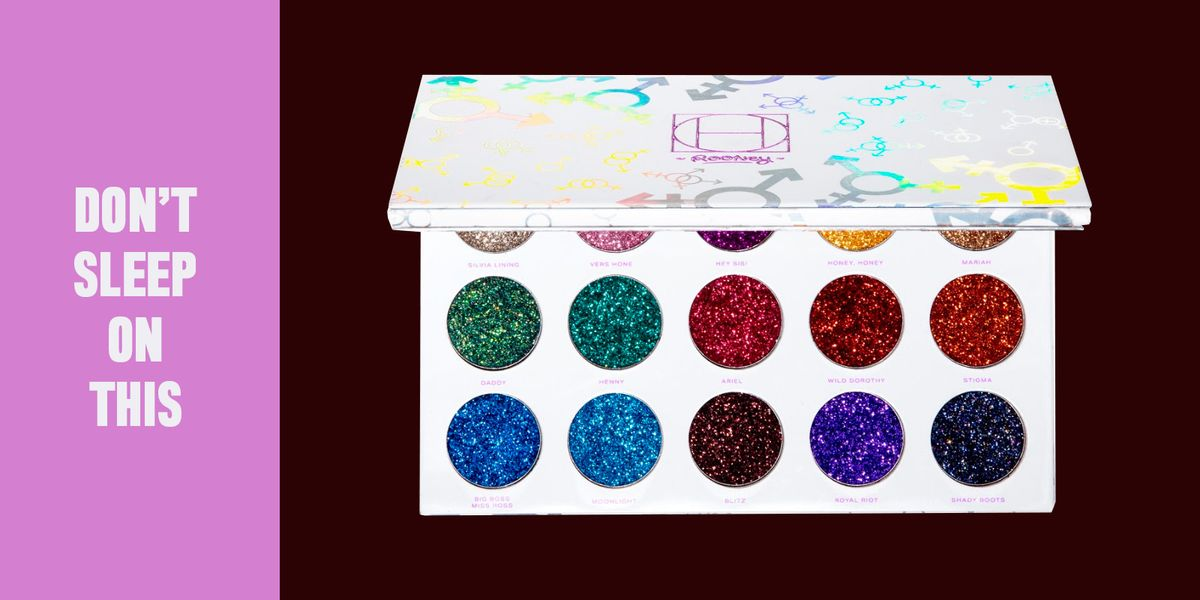 This Is The Perfect Glitter Palette For Getting That 'Euphoria' Look