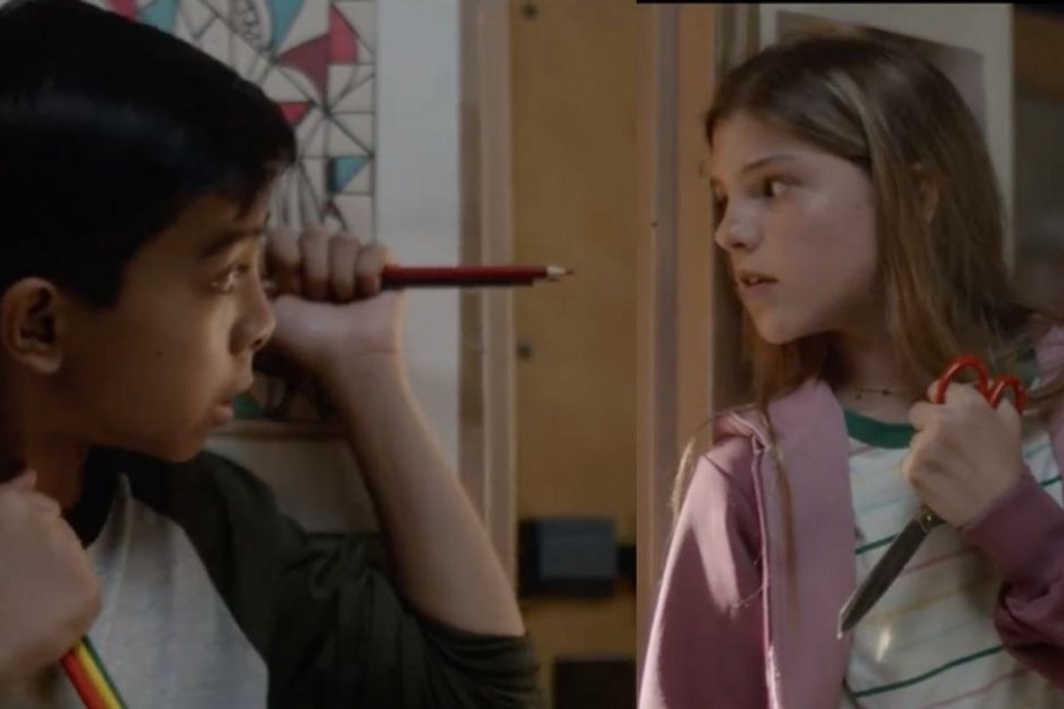 Watch Sandy Hook Promise's 'school essentials' PSA, but prepare to be gutted by it