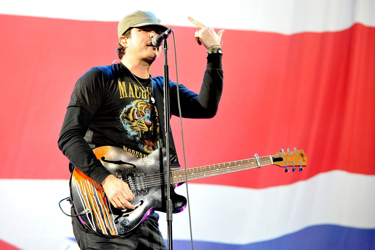 U.S. Navy Confirms Blink-182 Co-Founder Tom DeLonge's UFO Reports