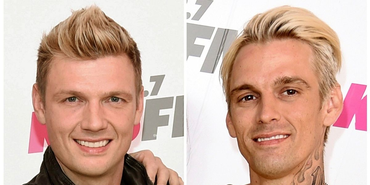 What Exactly Is Going On Between Nick And Aaron Carter?