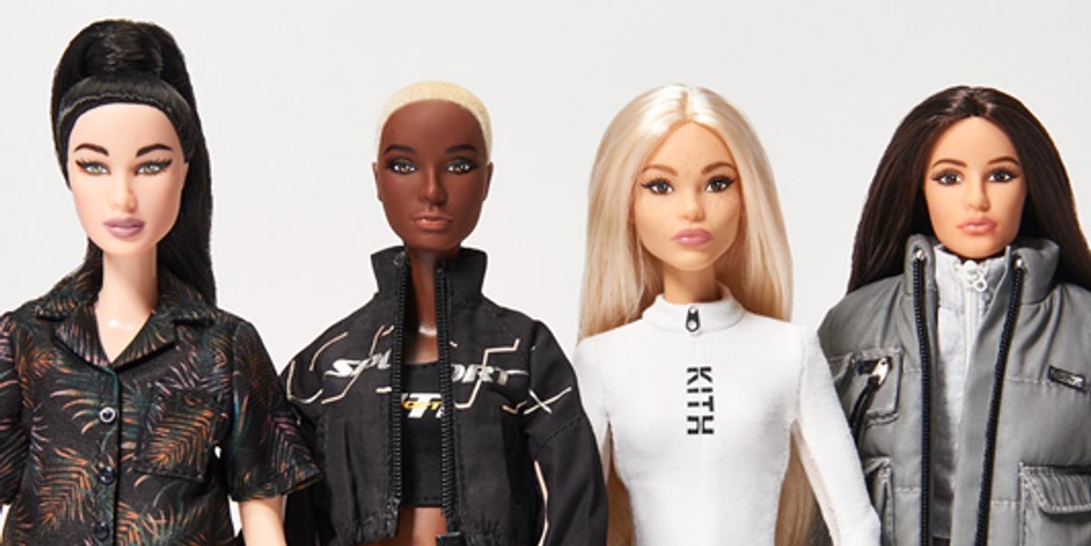 Barbie Got Lip Fillers