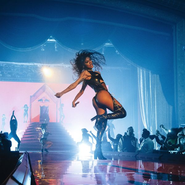 Teyana Taylor to Headline Red Bull's First Atlanta Music Festival