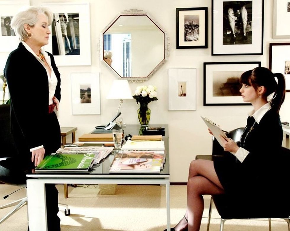 'The Devil Wears Prada' Is Becoming A Musical - Gird Your Loins!