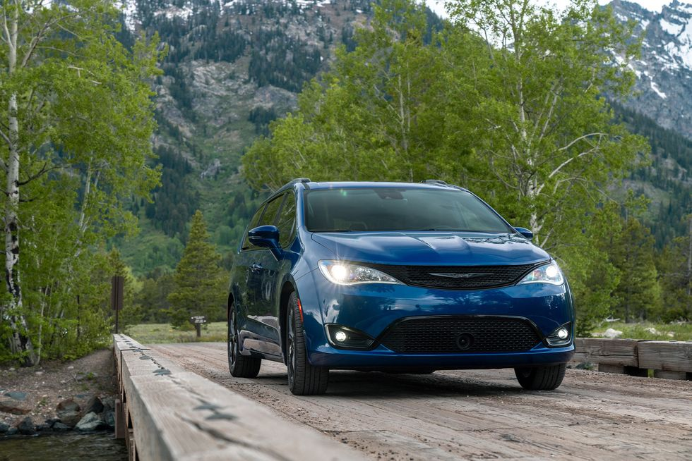 2020 Chrysler Pacifica Limited S