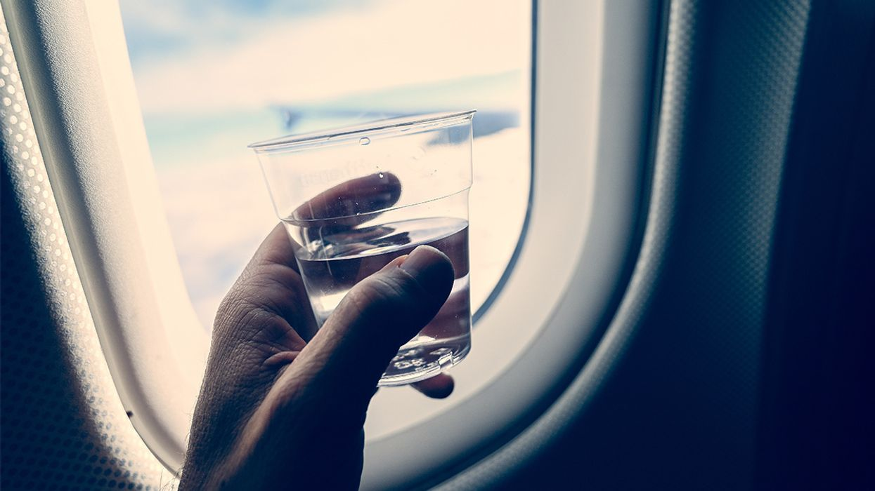 Most Airlines Have Unhealthy Water, Study Finds