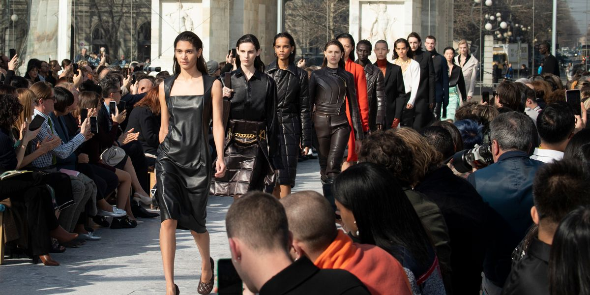 Watch the Bottega Veneta Spring 2020 Show Live