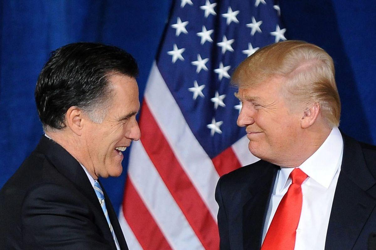 La fronda dei repubblicani vuole fare ancora lo sgambetto a Trump