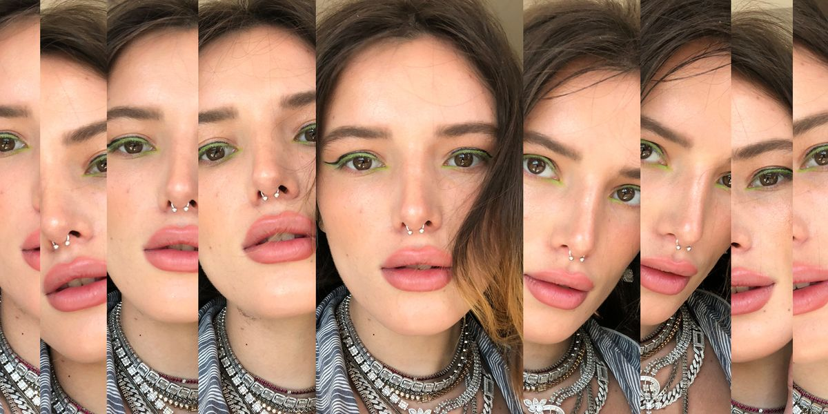 FaceTiming About Poetry With Bella Thorne