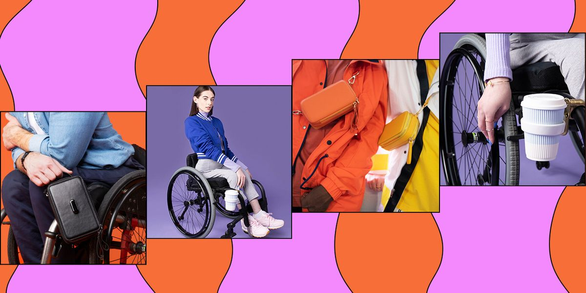 These Ultra-Stylish Accessories Are Made With Wheelchair-Users In Mind