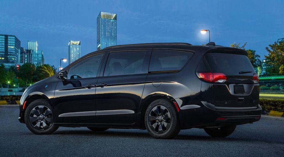 2020 Chrysler Pacifica Hybrid S Appearance