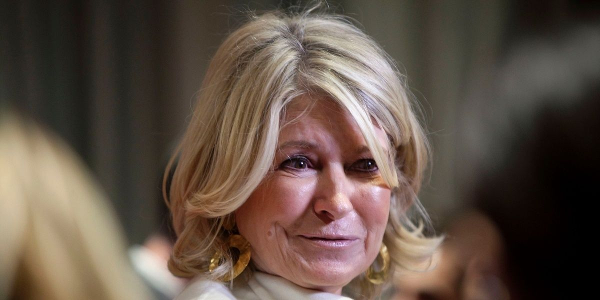 Martha Stewart Really Wants You To Know That She's Not A Snitch