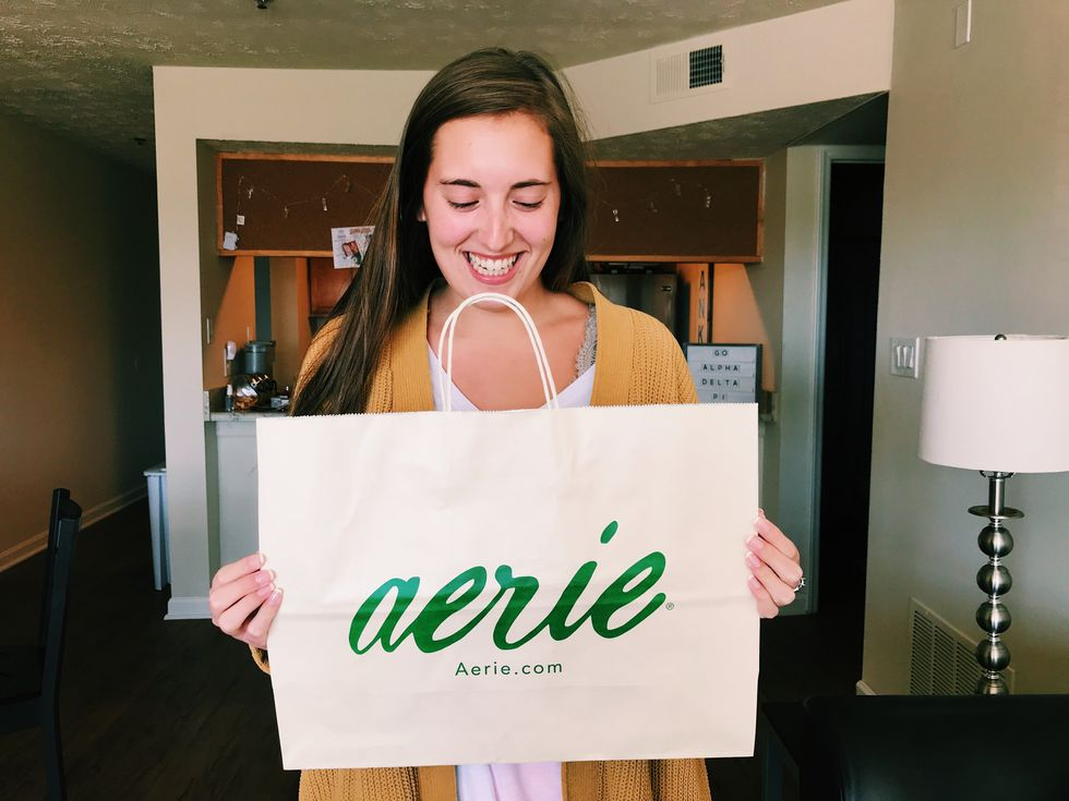 Aerie's #AerieREAL Campaign Provides The Body Positivity That Society Needs