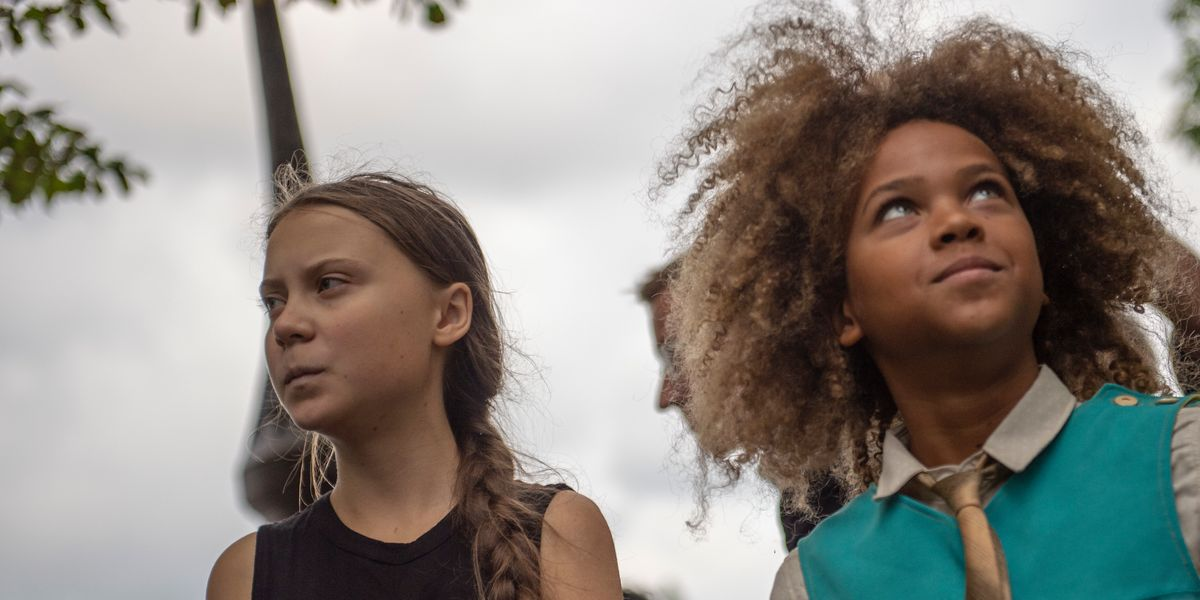 The Teenagers Leading the Global Climate Strike