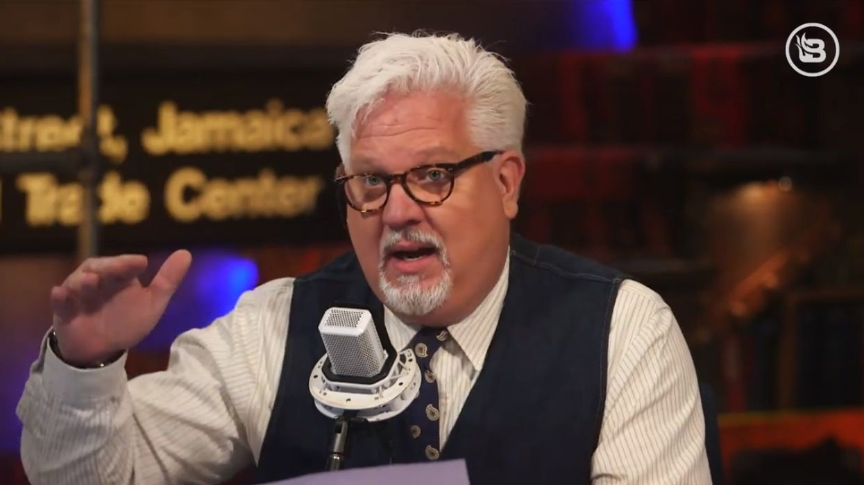 Glenn Beck issues fiscal warning — just like he did before the 2008 financial crisis: 'Something is very wrong'