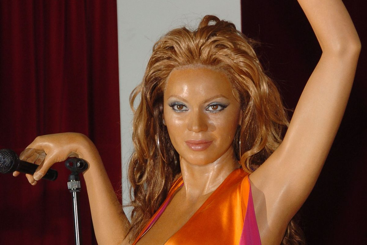 Bad Wax Figures of Beyoncé: A History
