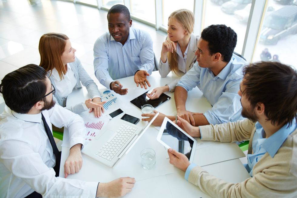 Executive leveraging feedback for resume and personal brand