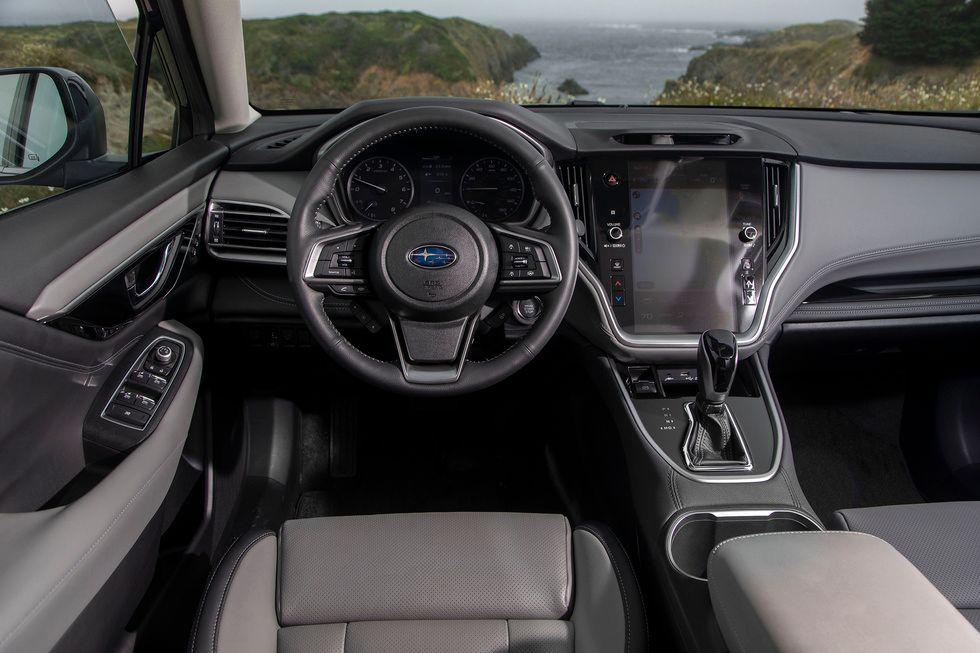 2020 Subaru Outback Interior Screen Shifter Wheel