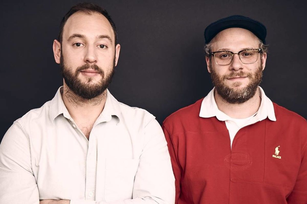 Seth Rogen and Evan Goldberg are making a serious push to expunge people's pot convictions